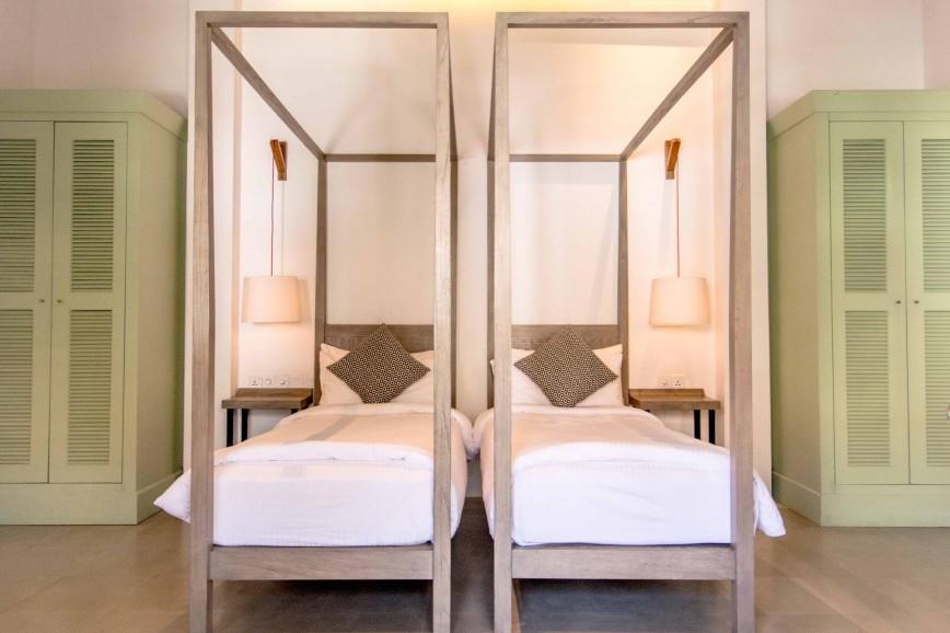 Photo of Banyan Twin Bedroom
