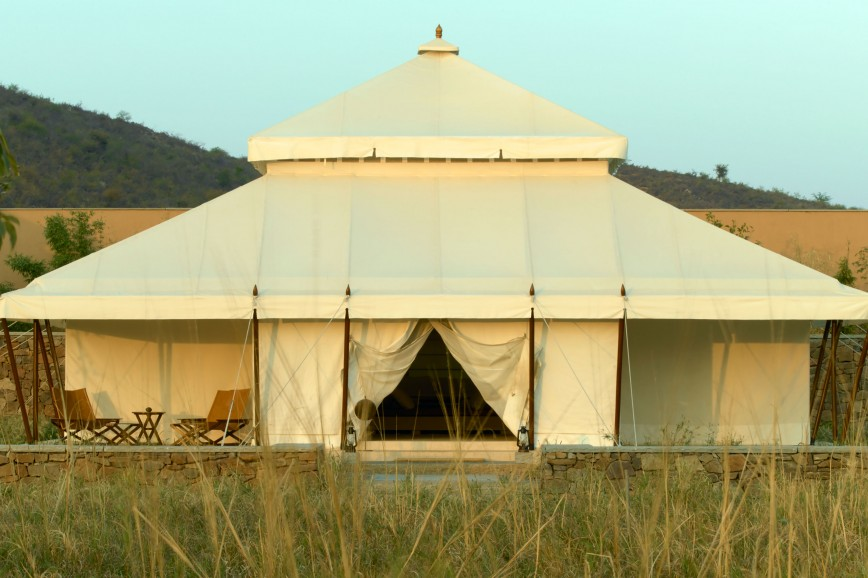 Photo of Luxury Tent