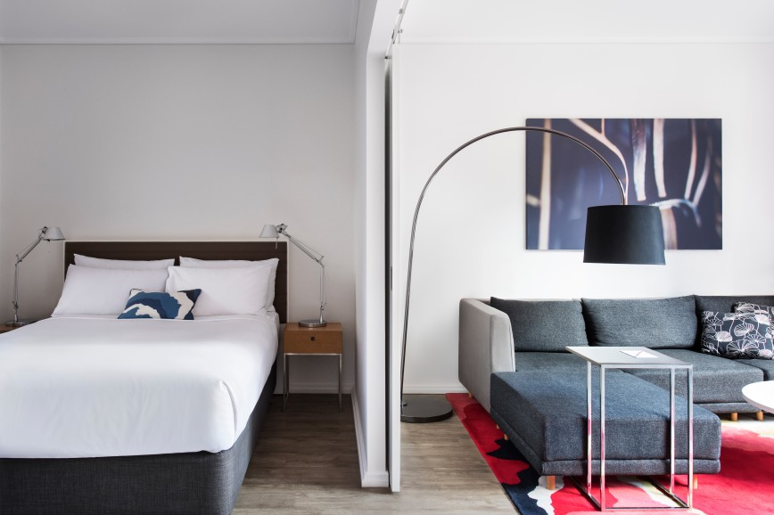 Photo of Two-Bedroom Suite