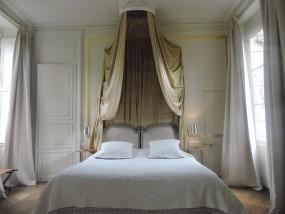 Chambre de la Roseraie