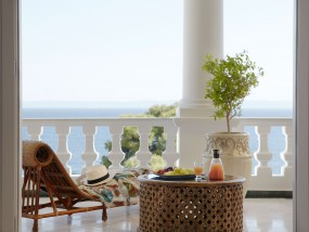 Villa of Greek Riviera