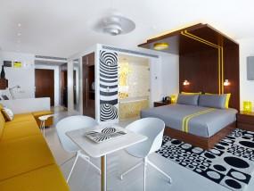 Studio Suite with Balcony