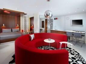 Grand Studio Suite with Balcony