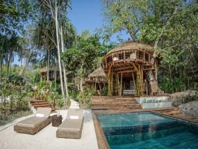 Mamole Three-Bedroom Tree House Estate