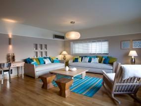 Luxury Two-Bedroom Family Suite