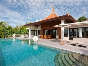 Two-bedroom Ocean Front Pool Villa