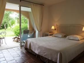 Villa Palladienne Classic Terrace Room
