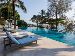 Seven Bedroom Ocean Front Residence