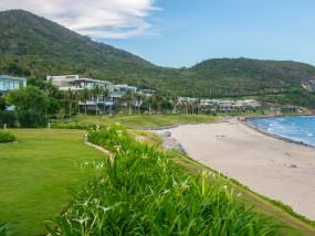 Five Bedroom Beachfront Villa