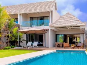 Two-Bedroom Deluxe Villa Golf View