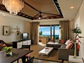 Two-Bedroom Prestige Suite Sea View