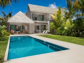 Three-Bedroom Deluxe Villa Golf View