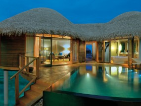 Water Villa with Private Plunge Pool