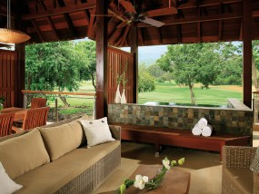 Two-Bedroom Prestige Suite Golf View