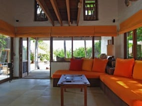 Two Bedroom Crusoe Villa with Pool