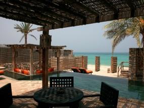 Spa Pool Villa Beachfront