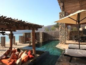 Zighy Spa Pool Villa Suite Beachfront