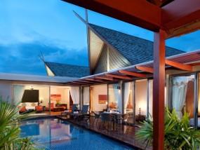 Two-Bedroom Pool Residence